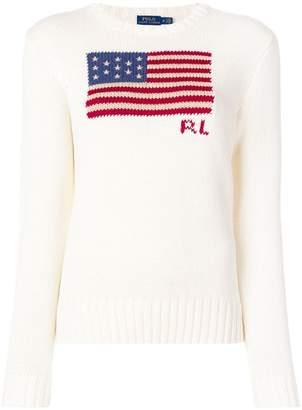 American Flag jumper