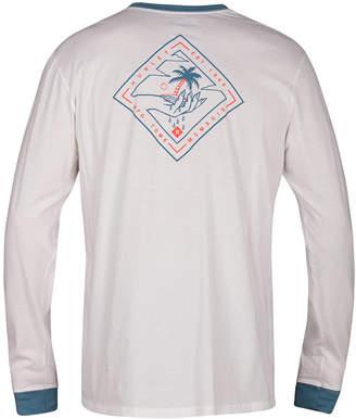 Hurley Men's Palm Reader Long-Sleeve T-Shirt