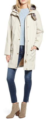 Barbour Overcast Waterproof Raincoat with Hood
