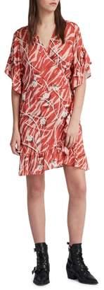 AllSaints Marlow Katoi Dress