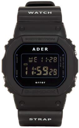 G-Shock ADER error Black Edition Watch