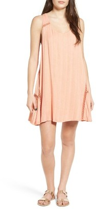 Women's Rip Curl Las Dahlias Swing Dress $54 thestylecure.com
