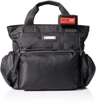 Storksak Diaper Bag, Black