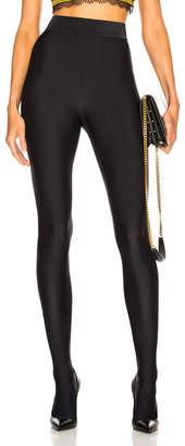 Versace Shiny Leggings