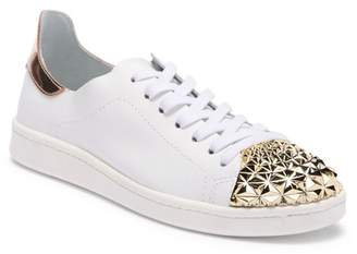 Schutz Ericka Studded Leather Sneaker