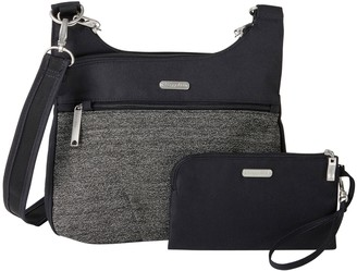 Baggallini Anti-Theft Crossover Crossbody Bag