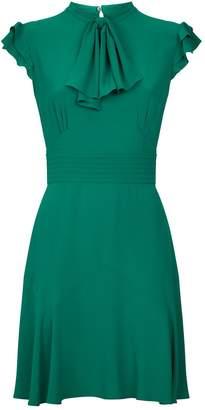 N°21 N 21 Ruffle Flared Dress