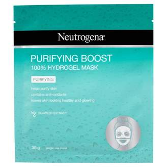 Neutrogena Purifying Boost Hydrogel Mask 30 g