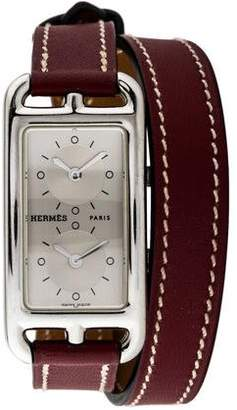 Hermes Deux Zones Watch