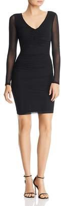 GUESS Jessamine Back-Cutout Mini Dress