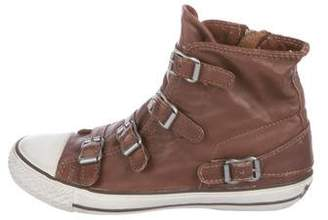 Ash Virgin High-Top Sneakers