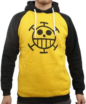 One Piece Sweatshirt Cotton Anime Trafalgar Law Shirt Cosplay Costume M