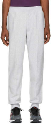 Champion Reverse Weave Grey Cuffed Jogger Lounge Pants