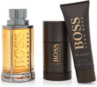 HUGO BOSS The Scent 3-Piece Fragrance Gift Set
