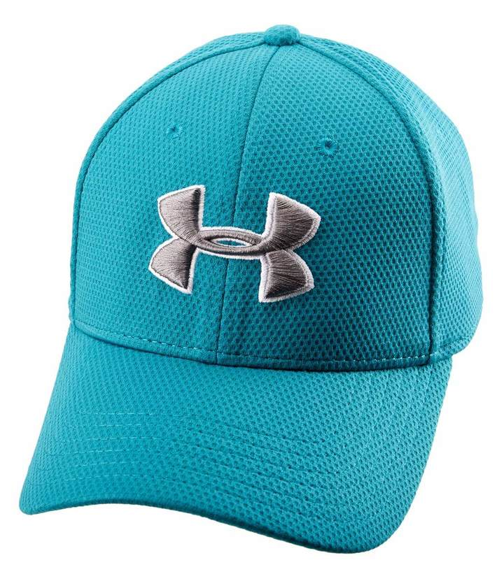 Under Armour Men's Blitzing II Stretch Fit Hat 8160242