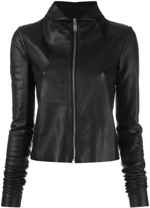 Rick Owens Lilies biker jacket