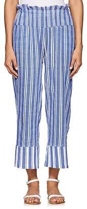 Lemlem Women's Alfie Striped Cotton Pants