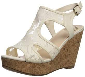 Fergalicious Women's Kenzie Wedge Sandal