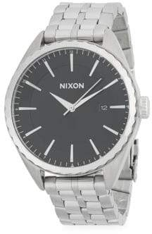 Nixon Minx Stainless Steel Bracelet Watch