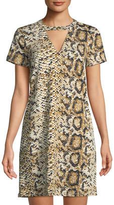 Julie Brown Danica Short-Sleeve Dress
