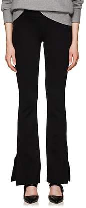 The Row Women's Alli Bonded Jersey Pants