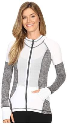 XCVI Movement by Sonoma Zip-Up Jacket Women's Jacket