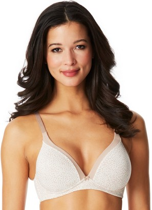 Warner's Warners Bras: Invisible Bliss Wire Free Bra RN0141A
