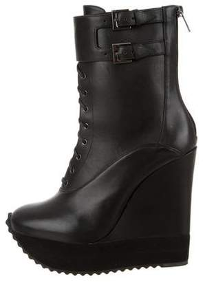 Ruthie Davis Vittoria Wedge Ankle Boots w/ Tags