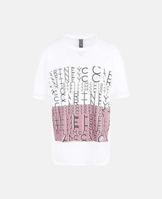 Stella McCartney White Logo T-shirt, Women's