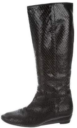 Loeffler Randall Semi Point-Toe Knee-High Boots