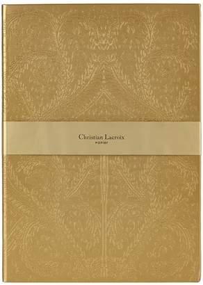 Christian Lacroix Paseo Hardback A4 Notebook