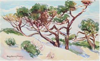 "Serena & Lily ""Beach Trees"" by Mary Pomeroy"