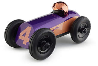 One Kings Lane Midi Clyde Racer Toy - Purple/Copper