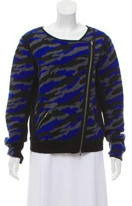 Diane von Furstenberg St. Regis Wool Jacket