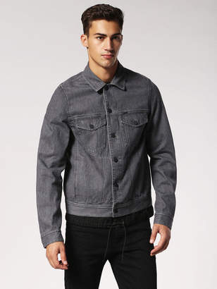 Diesel Denim Jackets 0PARE - Grey - L