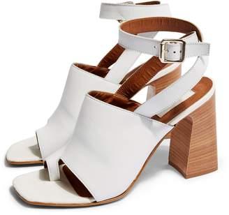 Topshop Nieve Block Heel Sandal