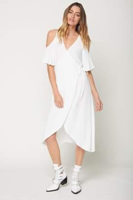 Flynn Skye Devon Dress - White