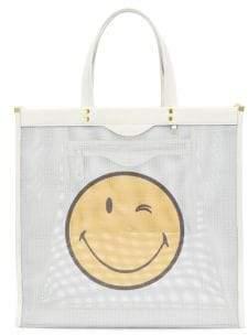 Anya Hindmarch Wink Emoji Tote
