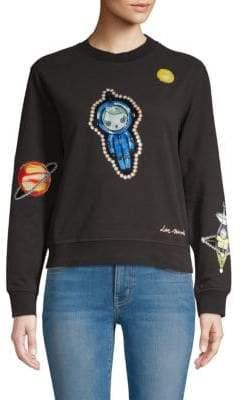 Love Moschino Cosomo Graphic Sweater