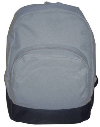 School Mood SchoolSmart Single Pocket Backpack