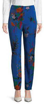 Diane von Furstenberg High-Waist Skinny Pants