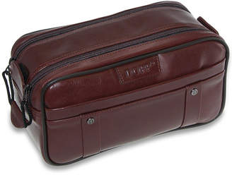 Dopp Kit, The Elite Collection Veneto Multi Zip Kit with Removable Pouch