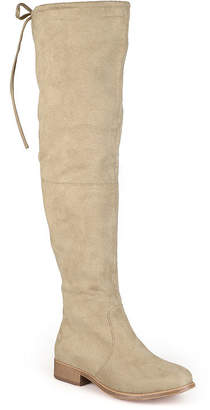 Journee Collection Mount Over-the-Knee Boots - Wide Calf