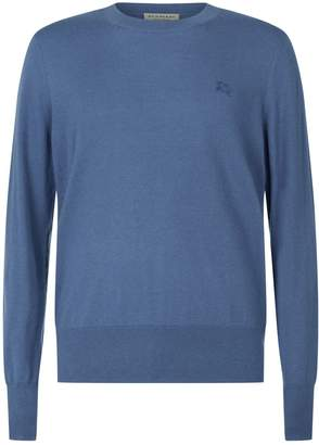 Burberry Equestrian Knight Cashmere Sweater
