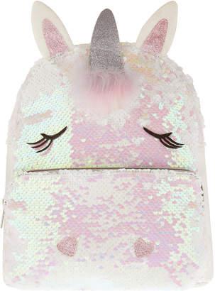 Monsoon Sugar Sparkle Unicorn Backpack