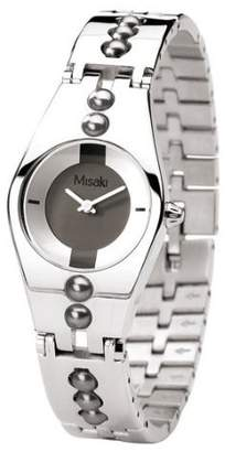 Misaki Women's Automatic Watch DANCE CRWDANCE with Metal Strap