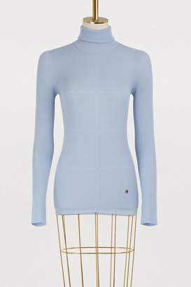 Nina Ricci Wool turtleneck pullover