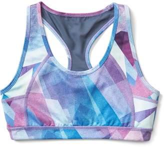 Athleta Girl Printed Sprint Bra