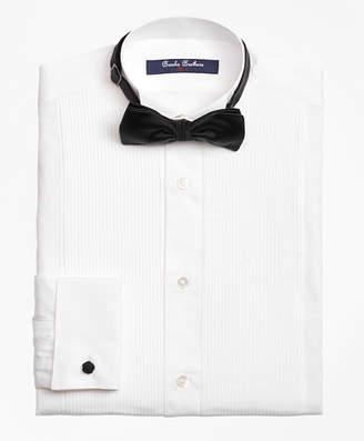 Brooks Brothers Boys Tuxedo Dress Shirt