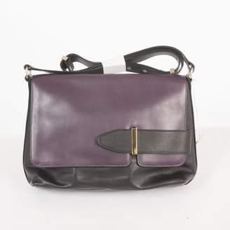 Tila March Black Leather Handbag